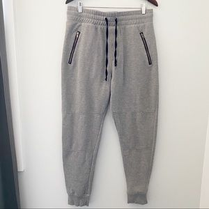 Urban Heritage The Taper Jogger Gray Men Pants- L